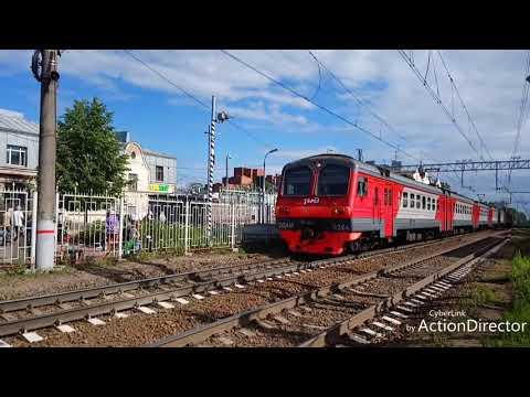 Udel'naya Train Station Saint Petersburg - Удельная Санкт-Петербург