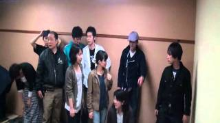 2011 平城西中GW同窓会 5/1飲み会