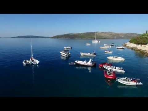 Drone video Croatia