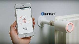 Danfoss Eco™ - De programmeerbare radiatorthermostaat met Bluetooth®