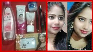 रोजाना का मेकअप कैसे करें?how to do   everyday simple makeup.