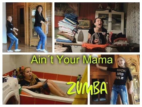 Zumba  Ain´t Your mama – Parody – Ivana Pawlasová