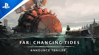 FAR: Changing Tides - Announcement Trailer | PS5, PS4