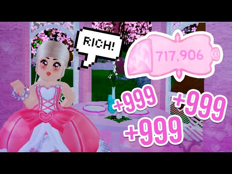 How To Get FREE DIAMONDS! Roblox Royale High BEST \u0026 FASTEST Ways To Earn Diamonds!