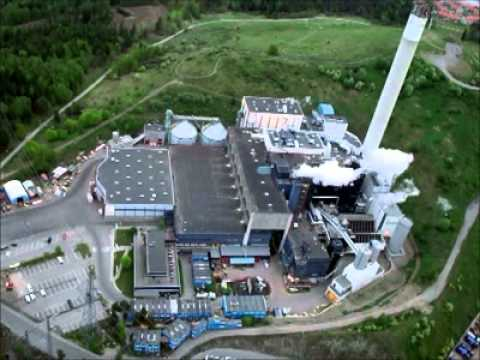 Fortum corporation Waste to energy Sustainablity solution