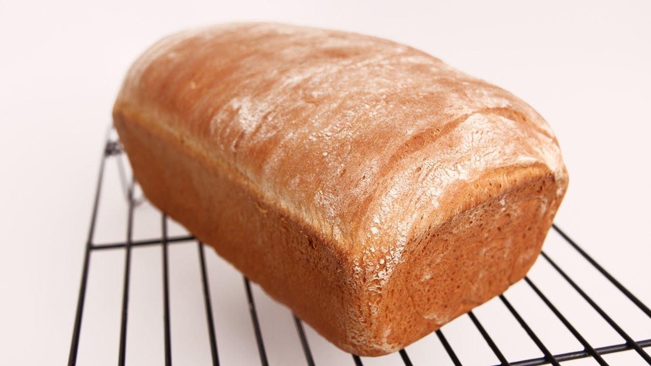 Homemade Sandwich Bread - Laura Vitale - Laura in the Kitchen Episode 655