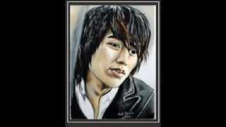 Корейские актеры: мои рисунки