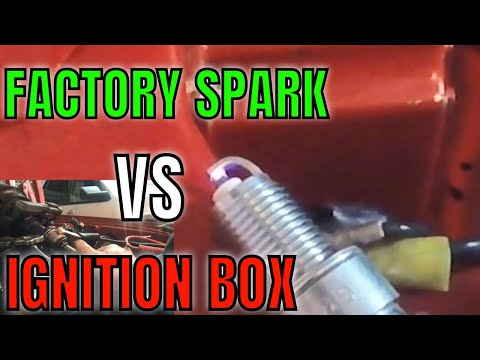 Factory Spark VS MSD Ignition Box - Do You NEED An Ignition Box??
