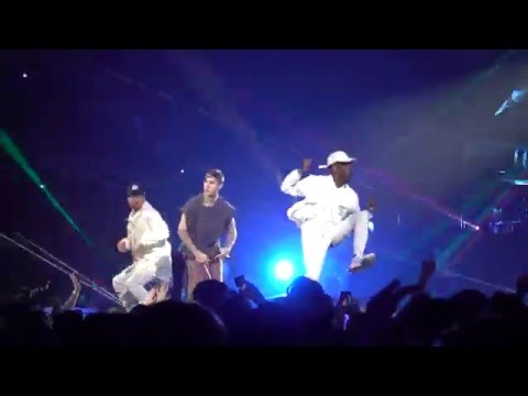 Justin Bieber - Mark My Words/ Where Are Ü Now: Purpose Tour in Montreal (05/16/2016)