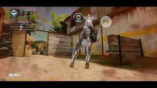 Jugando Call of Duty - Partida igualada Probando la M16