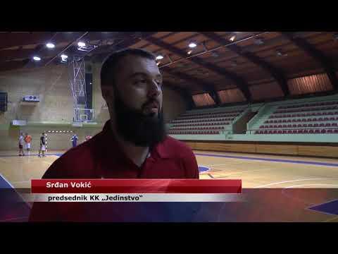"""NAJAVA: KK """"Jedinstvo"""" - KK """"Kris Kros"""", subota, 21.10. u 19h"""