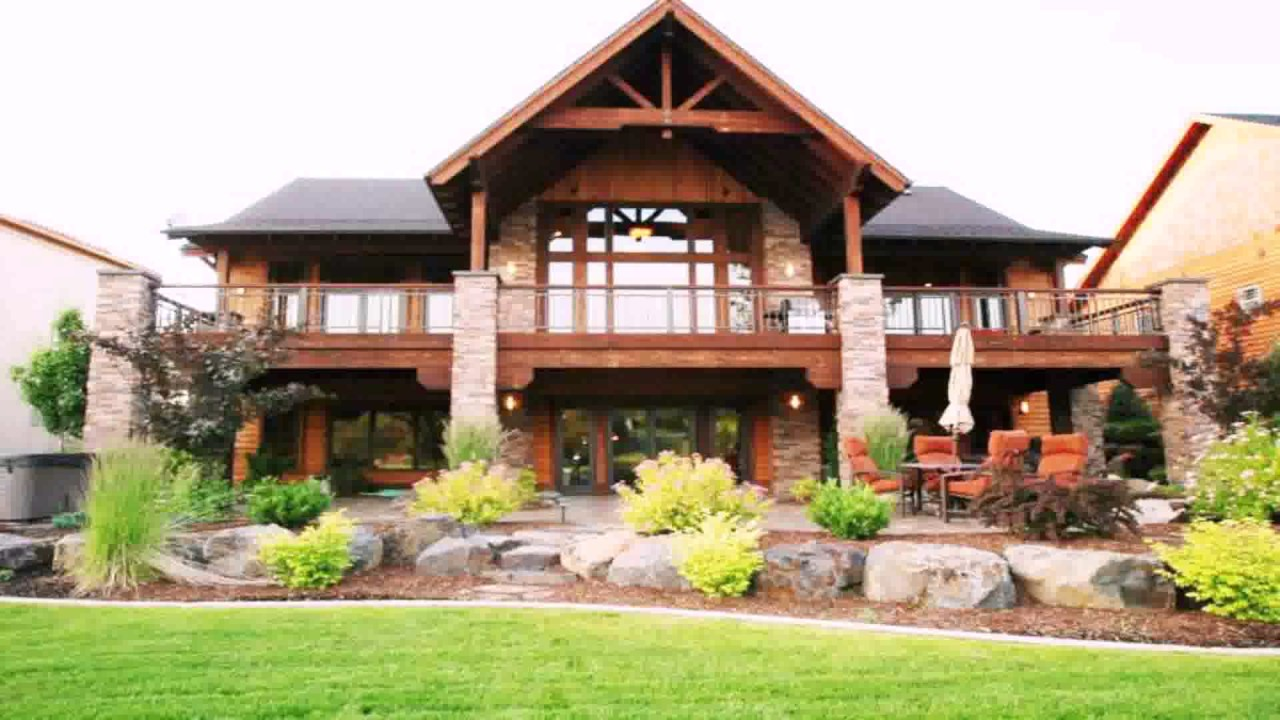 small ranch style house plans - youtube