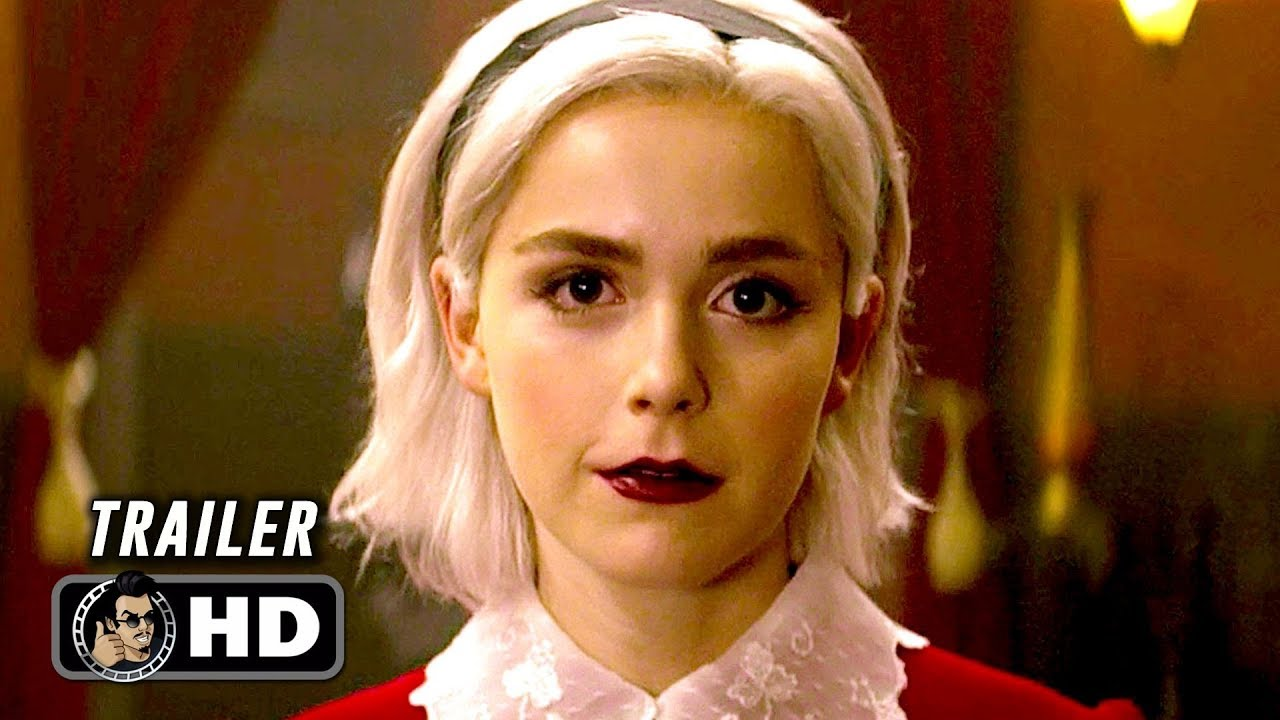 CHILLING ADVENTURES OF SABRINA Season 2 Teaser Trailer (2019) Netflix