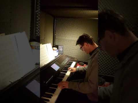 My pianoman van Rick van der Linden