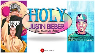 Download lagu JUSTIN BIEBER - HOLY ft. Chance the Rapper (Color Coded Lyric Video)
