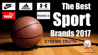 Video The Best Sport Brands 2017-Sportswear & Equipment Brands ✔ download MP3, 3GP, MP4, WEBM, AVI, FLV Agustus 2018