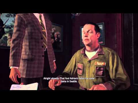 Walkthrough L.A. NOIRE Frank Morgan Interrogation HD