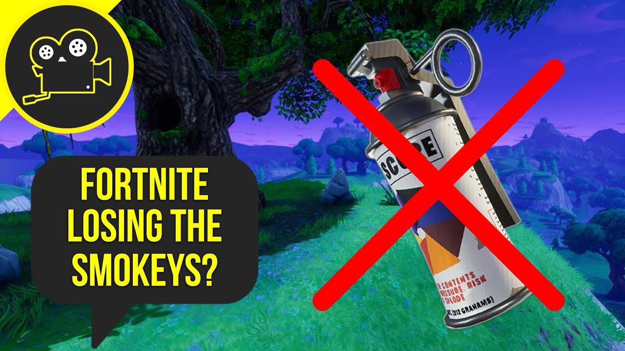 Fortnite Lose Smoke Grenades, Sea Of Thieves Dev Update | Impractical Daily