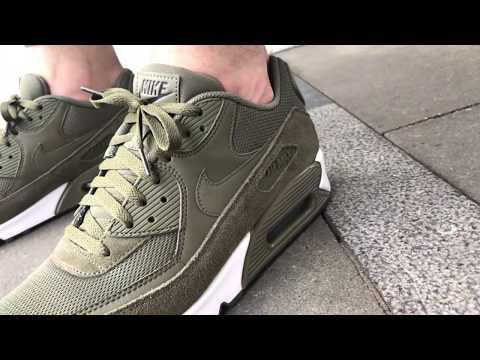 Nike Air Max Groen