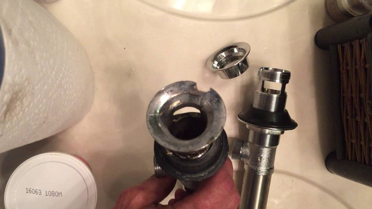 The Do-It-Yourselfer's Guide to Installing a Bathroom Sink ...