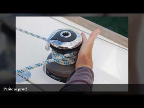 Uporaba vitla za vrvi