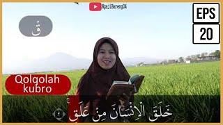 Download lagu PEMBAHASAN TAJWID SURAH AL ALAQ LENGKAP CARA BACA DAN CONTOH PENGUCAPANNYA -EPS 20