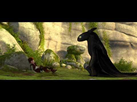Как приручить дракона - Trailer