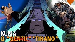 KUMA: O ESCRAVO DOS TENRYUBITOS | One Piece 908