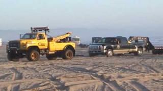 Pismo beach RV parking