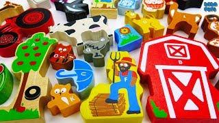 ABC Song for Kids | ABC Farm |ABC for Kids | Farm Alphabet | ABC | Learn Alphabet with Farm