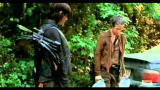 Daryl and Carol: It Takes a Lot To Know a Man