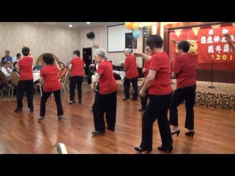 Tango Line Dance - Wellness