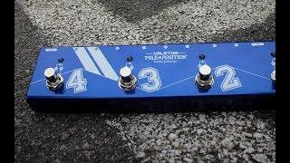 Valeton Pedal Switcher unpacking/ распаковка
