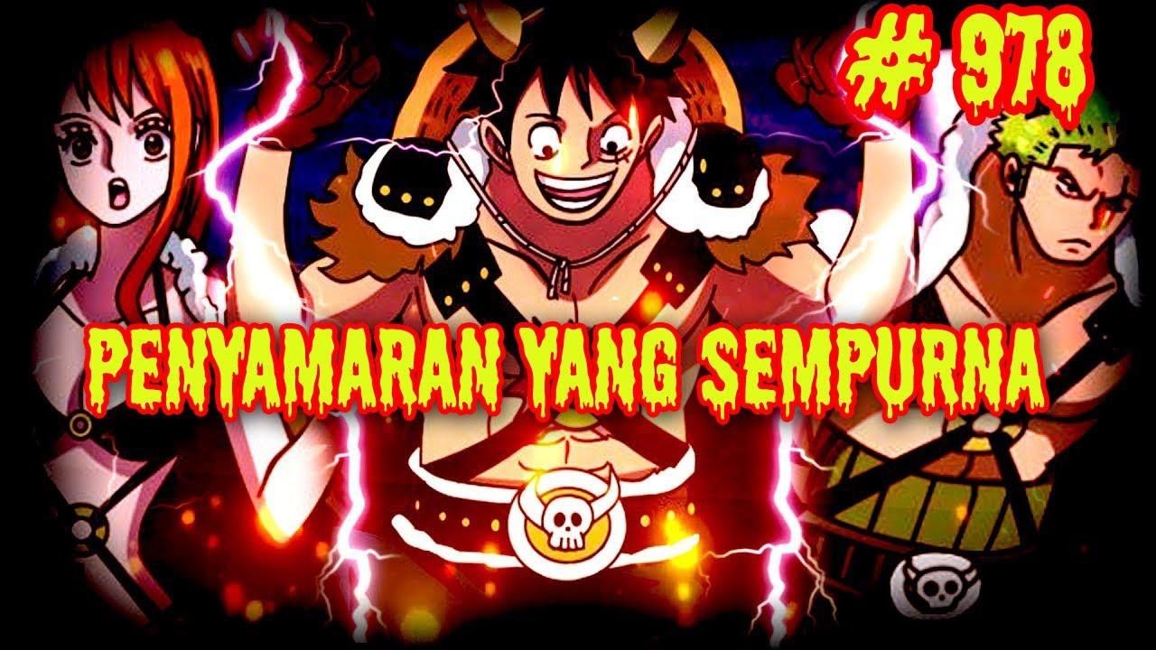 Download REVIEW OP 978 !! Misi Penyerangan di Mulai, Kostum baru luffy diperlihatkan ( One Piece )