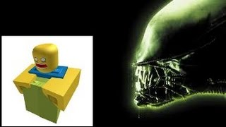 ALIEN ISOLATION ROBLOX SCARY