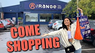 What's NEW in THE RANGE!! COME SHOPPING WITH ME + HAUL | ItsSabrina