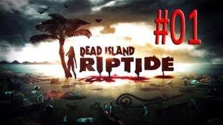 Dead Island Riptide - Gameplay ITA - Prima ora di gioco  Parte 1/3