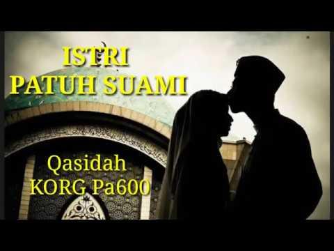 ISTRI PATUH SUAMI Qasidah karaoke KORG Pa600