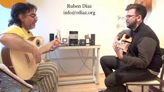 Bulerias from the scratch n.7 /flamenco guitar lessons Malaga / Ruben Diaz Paco de Lucia's technique