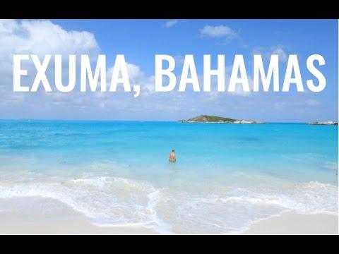 Travel Vlog Teaser: Exuma, Bahamas