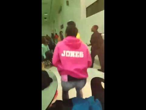 fighting at union county high school
