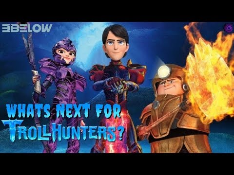 What's next for Trollhunters? ||3Below details & Characters