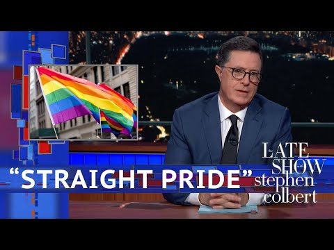 What The 'Straight Pride' Parade Won't Have