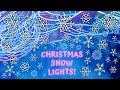 😍   GAXMI   SNOWFALL  Christmas  Projector  Light - Review  (New) 2017   ✅