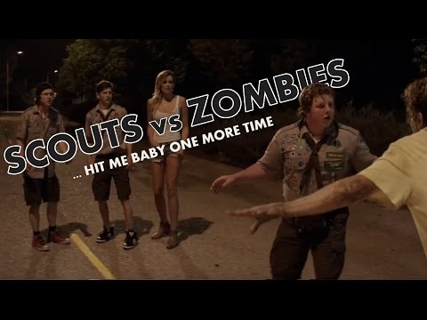Scouts Guide to the Zombie Apocalypse: Hit me Baby one more Time (Britney Spears Trailer)