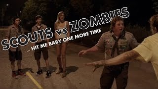 Scouts vs Zombies: Hit me Baby one more Time (Britney Spears Trailer) [RED Band]