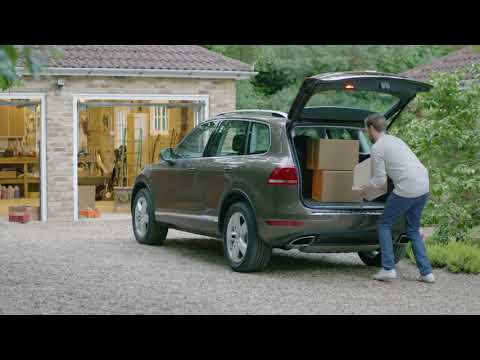 Volkswagen Technology  Easy Open Power Tailgate