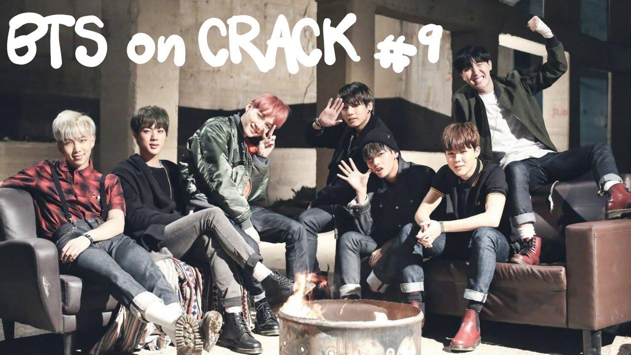 Download BTS on CRACK #9 (Russian ver.)