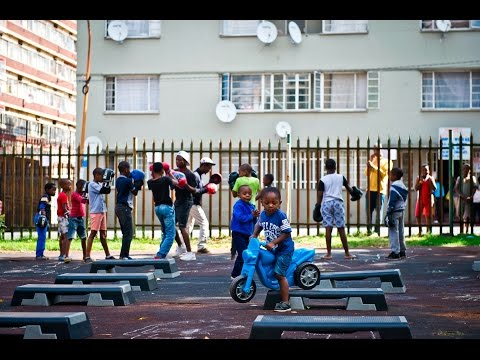 Safe and Inclusive Public Spaces - Participatory park upgrading in the Joburg inner-city