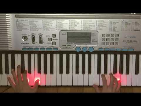 Fade Together - Franz Ferdinand (Piano Cover)